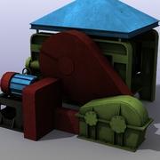 Rolling machine 1 3d model
