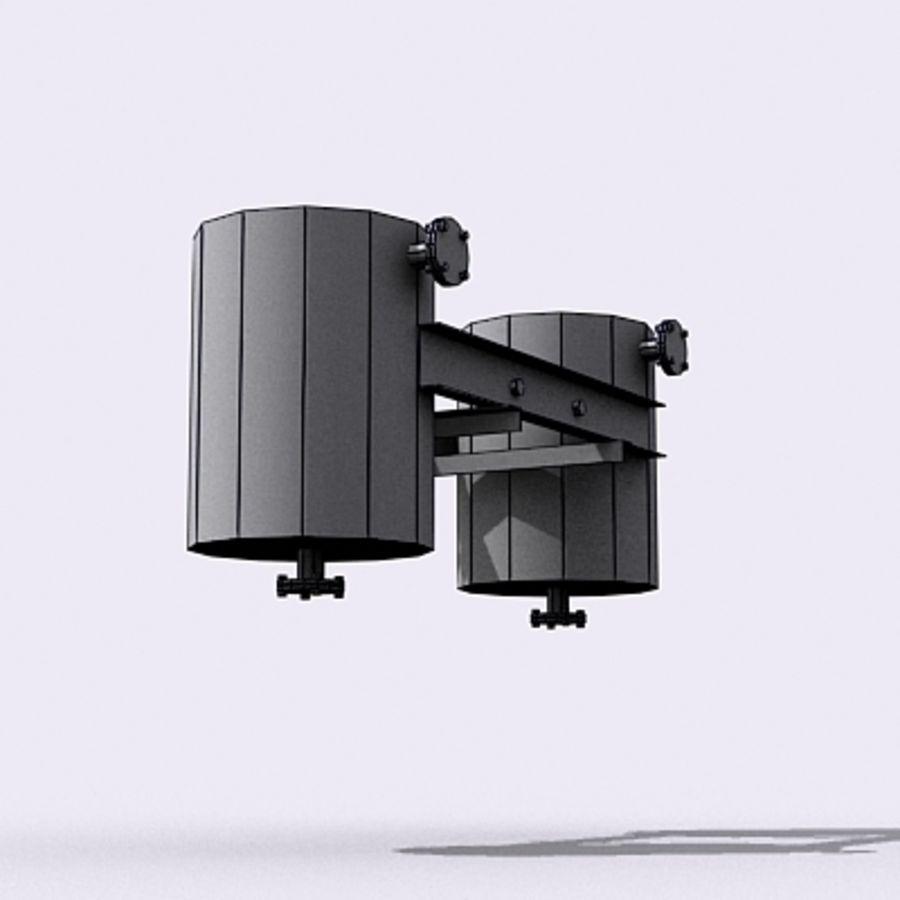 Acid Tanks royalty-free 3d model - Preview no. 6