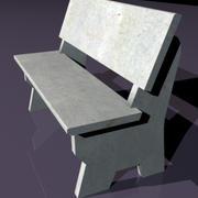 bench13.mb 3d model