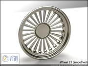 Wheel 21 3d model