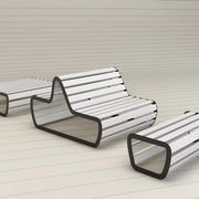 Sun Deck - Flora 3d model