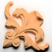 Corner element (fig 132) 3d model