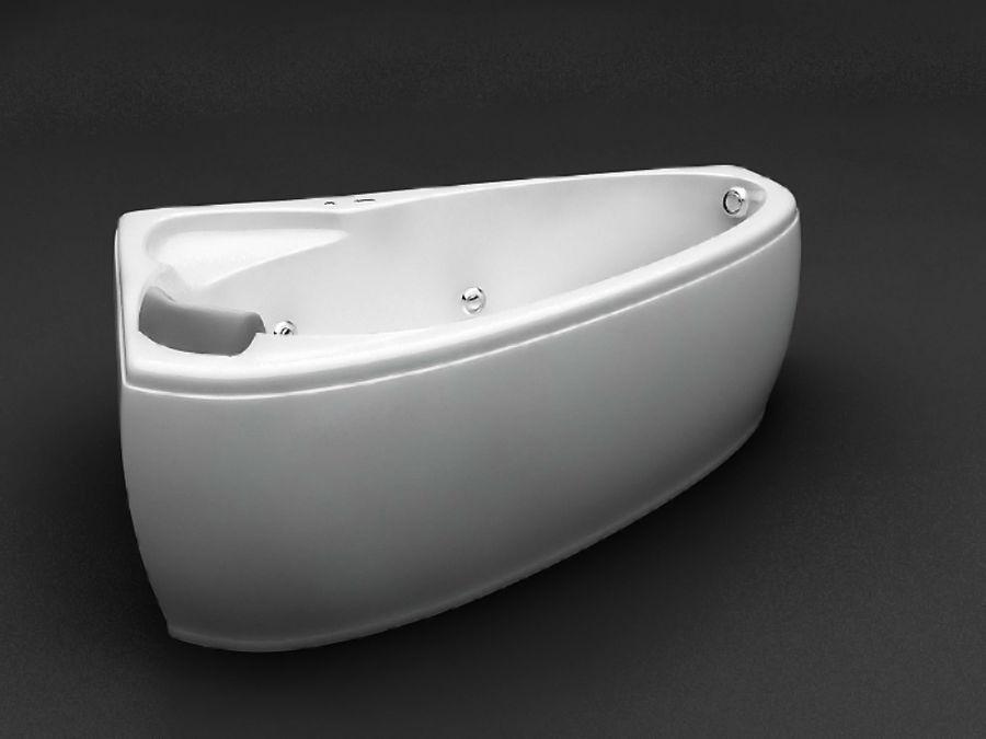 Łaźnia 3D Logika royalty-free 3d model - Preview no. 1