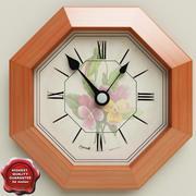 Wall Clock V3 3d model