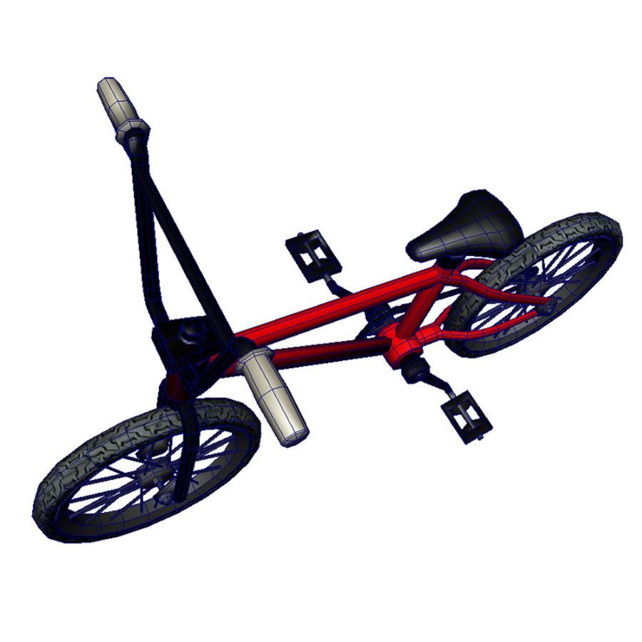 自転車 royalty-free 3d model - Preview no. 7