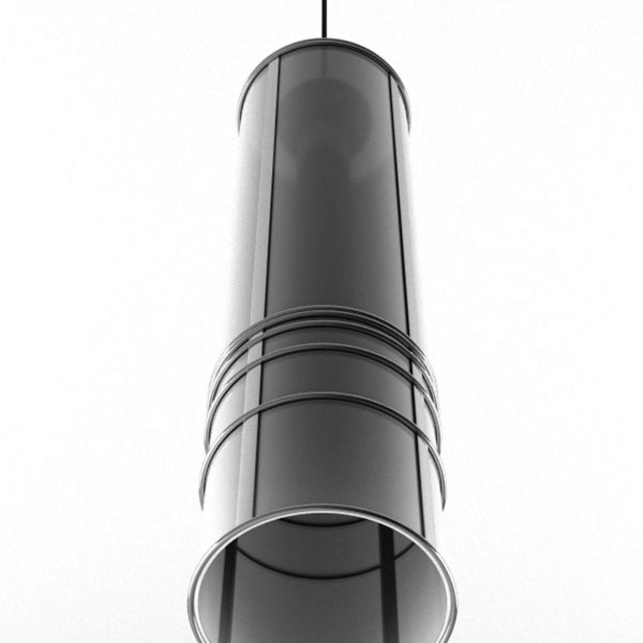 Modern Ceiling Lamp 3D Model $10 -  max  obj  dxf  wrl  dwg