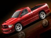 dodge ram SRT-10 2005 3d model