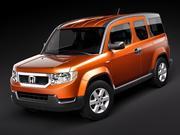 Honda Element 3d model