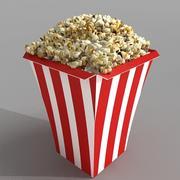 popcorn_3dsmax 3d model