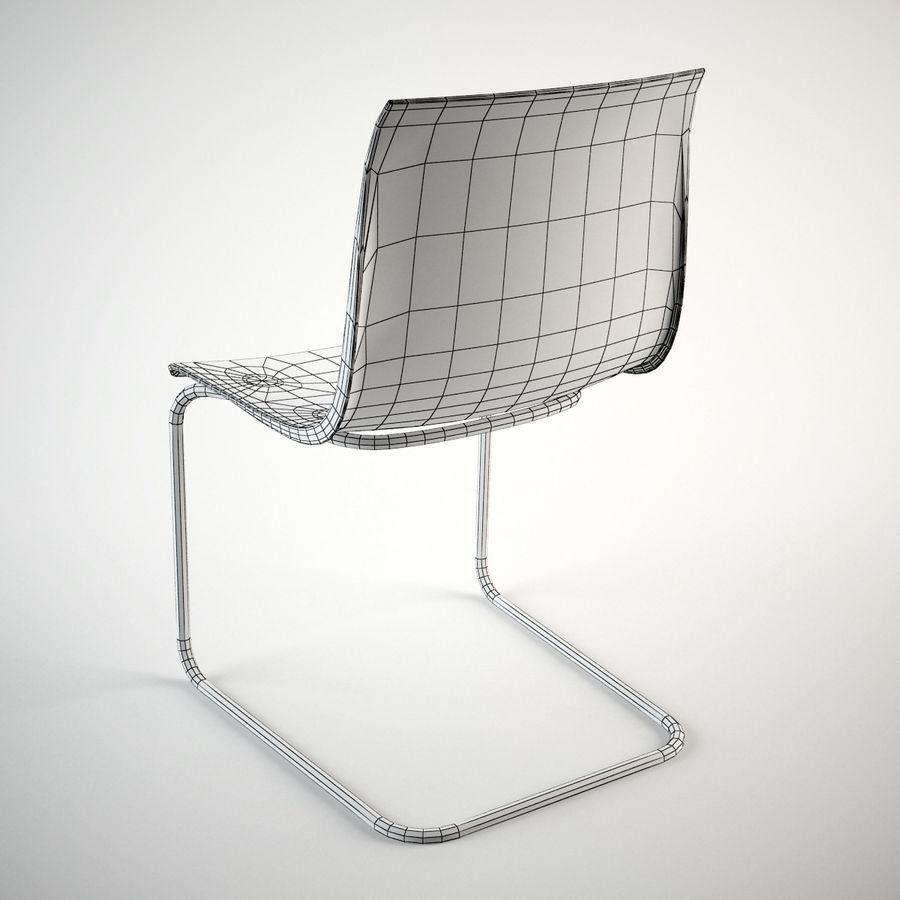 IKEA Tobias Stuhl 3D Modell $15 X Fbx 3ds Dwg Obj