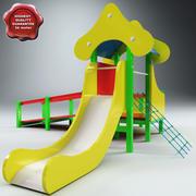 Playground V3 3d model