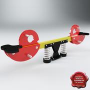 Collective Seesaw Hen V2 3d model