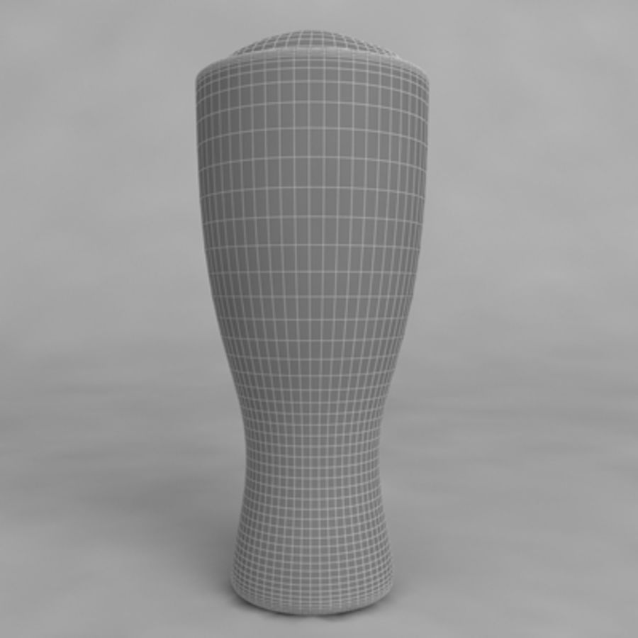Ölglas_05 royalty-free 3d model - Preview no. 5