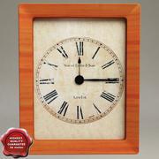 Wall Clock V4 3d model