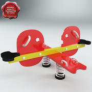 Collective Seesaw Hen V3 3d model