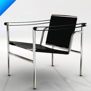 Cassina LC1椅子 3d model