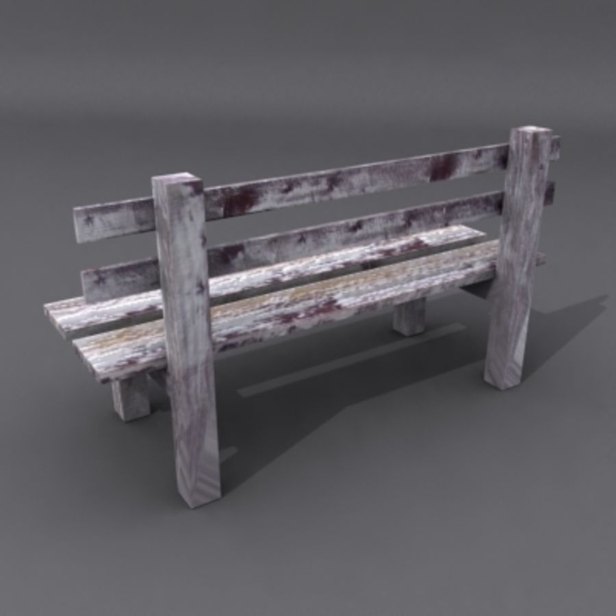Bank royalty-free 3d model - Preview no. 2