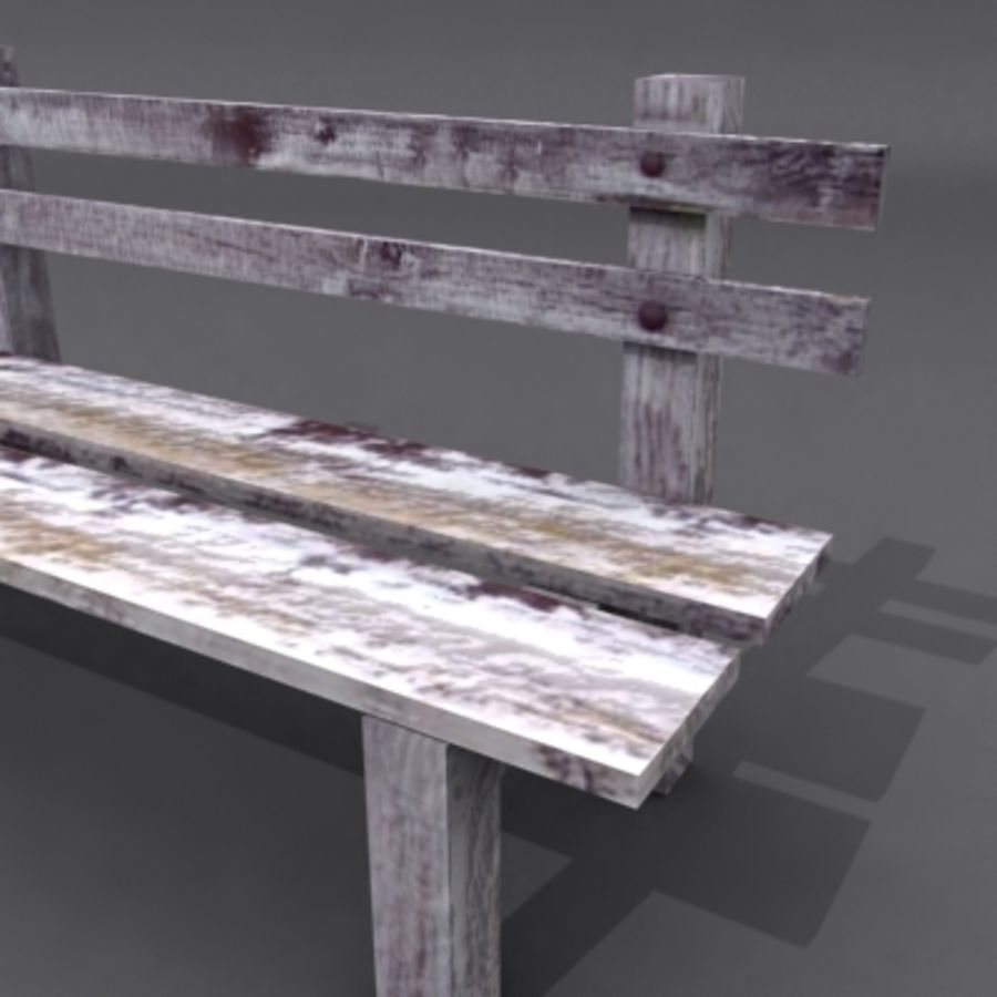Bank royalty-free 3d model - Preview no. 3