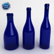 Bottles_03 3d model