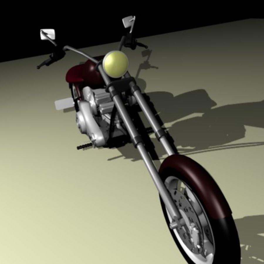 초퍼 royalty-free 3d model - Preview no. 5