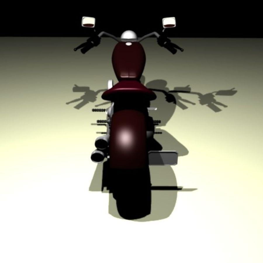 초퍼 royalty-free 3d model - Preview no. 6