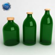 Bottles_02 3d model