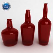 Bottles_05 3d model