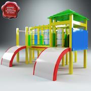 Speelplaats V1 3d model