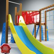 Playground V6 3d model