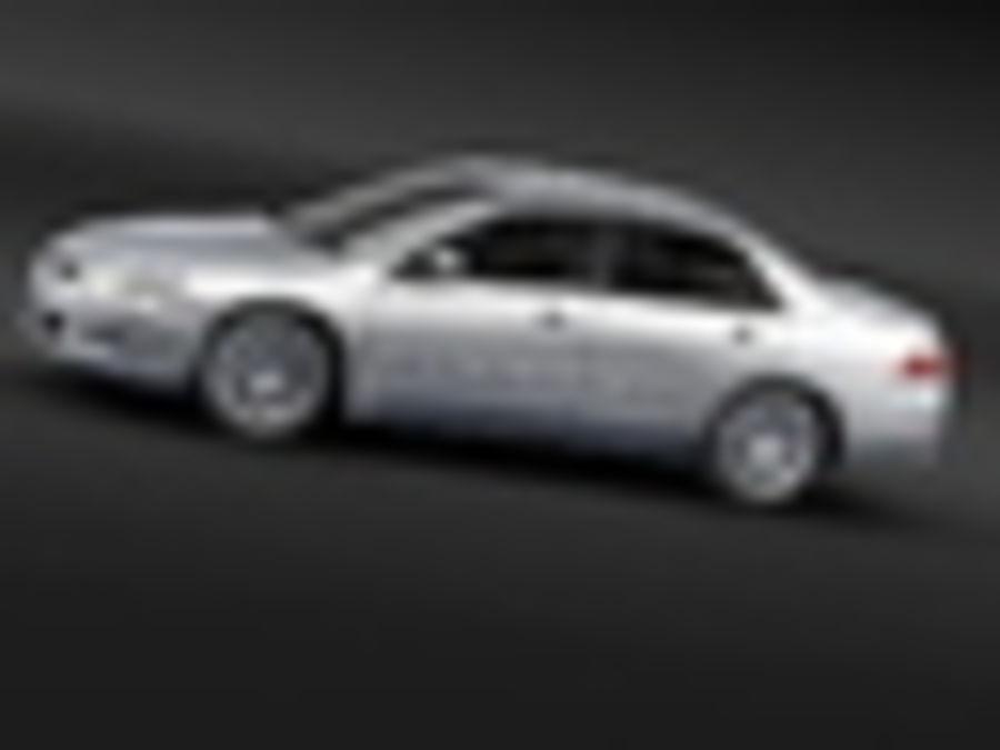 Honda Accord USA 2006 royalty-free 3d model - Preview no. 5