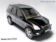Honda CR-V 2002 3d model