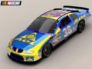 NASCAR 1 3d model