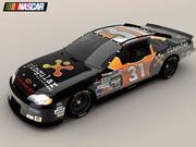 NASCAR 3 3d model