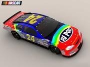 NASCAR 4 3d model