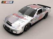 NASCAR 7 3d model