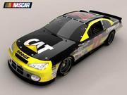 NASCAR 8 3d model