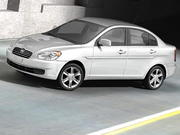 Hyundai Accent 2006 3d model