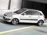 Kia Rio 2006ハッチバック 3d model