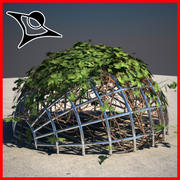 Ivy Gula 3d model