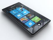 Samsung I8700 Omnia 7 3d model