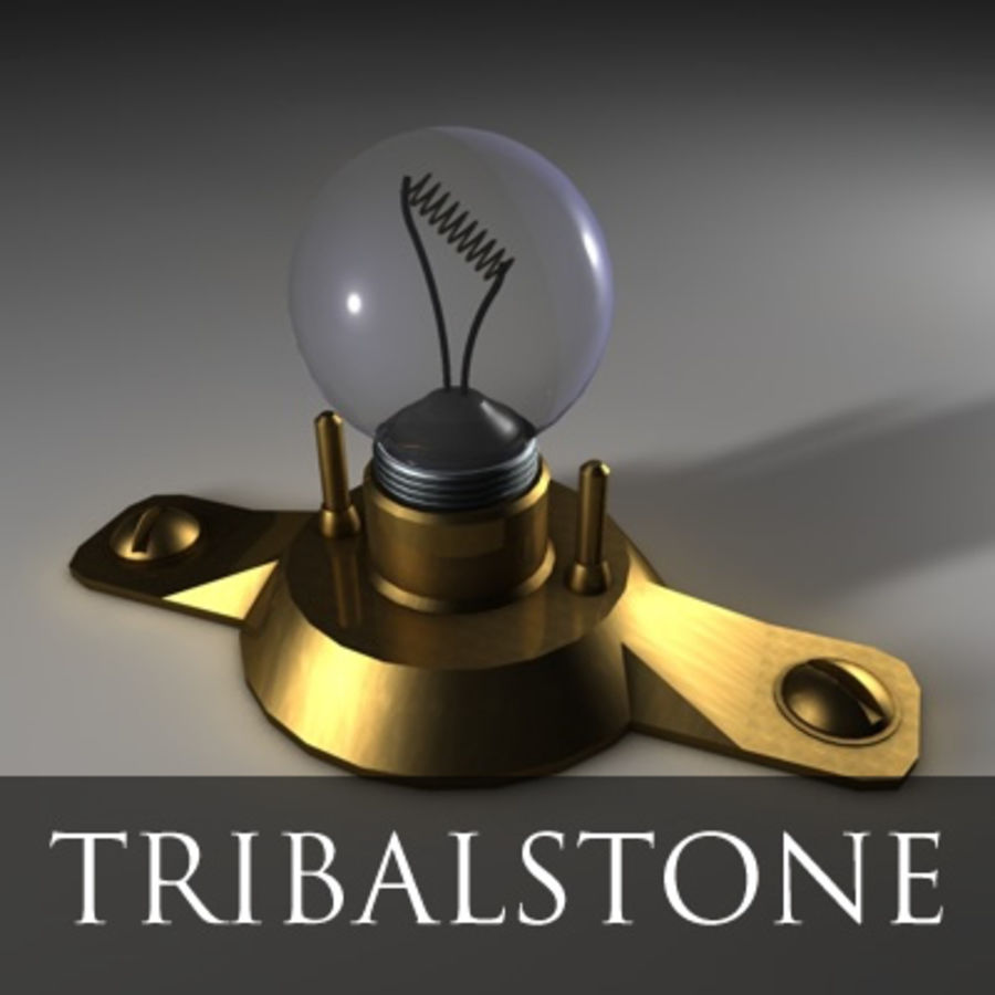 Test Light royalty-free 3d model - Preview no. 1
