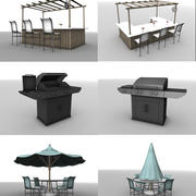 Collection Patio V 1.2 3d model