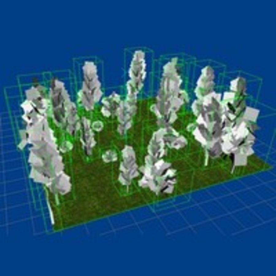 フォレストタイル royalty-free 3d model - Preview no. 7