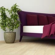 Febo Bed (B & B) 3d model