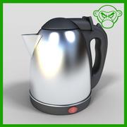 tea pot 1 3d model
