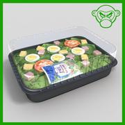 """chef""""s salad 3d model"""