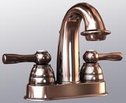 Moen Faucet 02 3d model
