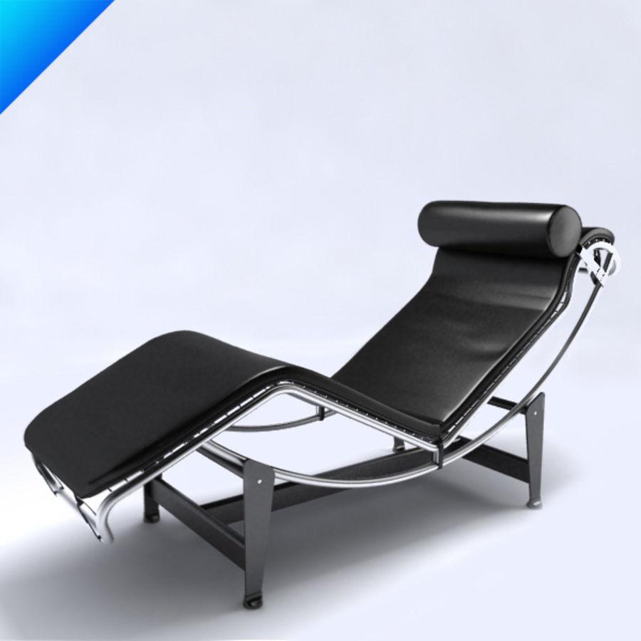 Le corbusier LC4 chaise 3D Model $25 - .max .obj .ma .fbx .c4d .3ds on le corbusier lc2, le corbusier lc4 chair, le corbusier lc3, le corbusier chaise lounge chair,
