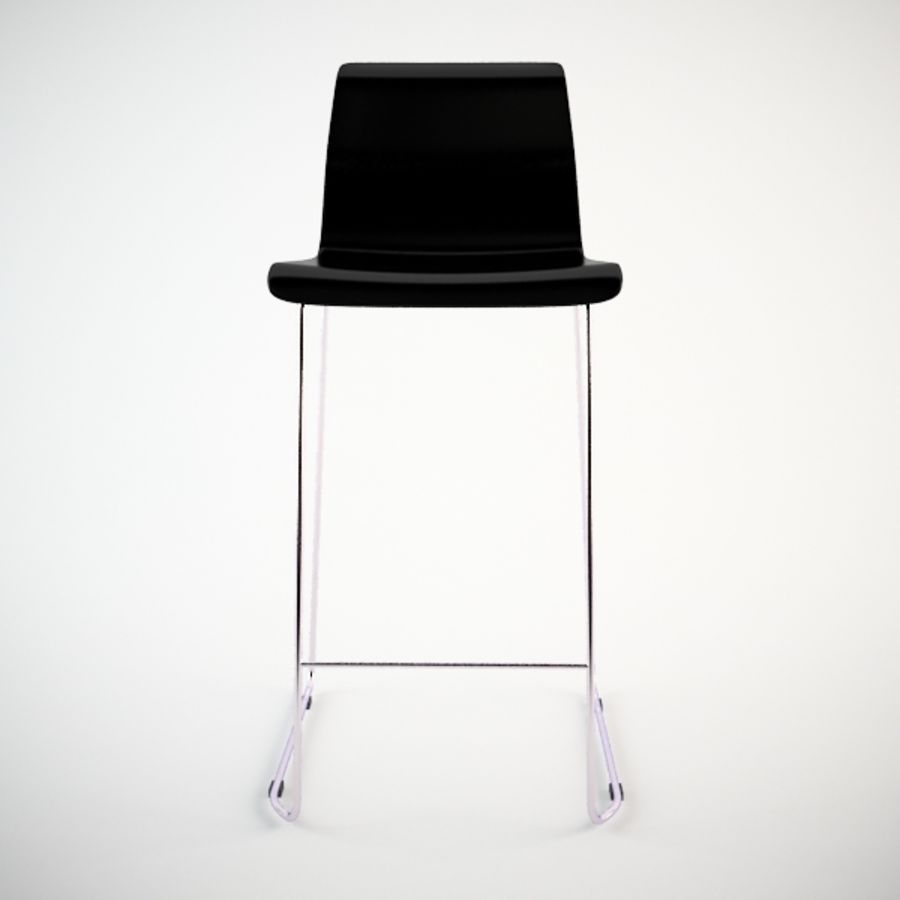 Sensational Ikea Glenn Bar Stool 3D Model 15 Unknown Max Fbx 3Ds Gmtry Best Dining Table And Chair Ideas Images Gmtryco