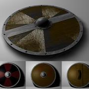 Tarcza Wikingów 3d model